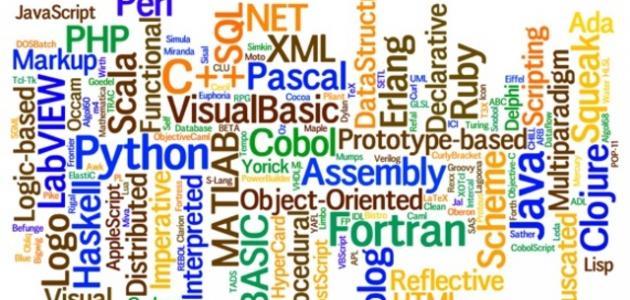 صورة جديد بحث عن لغات البرمجة