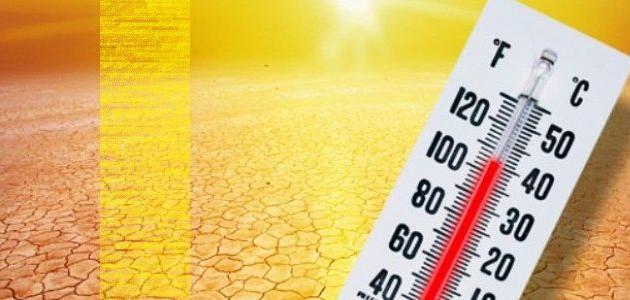 صورة جديد الفرق بين الحرارة ودرجة الحرارة