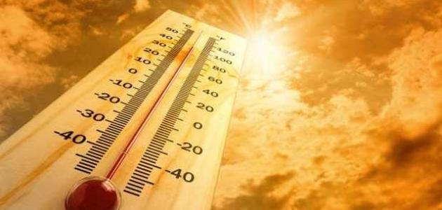 صورة جديد أعلى درجة حرارة سجلت في العالم