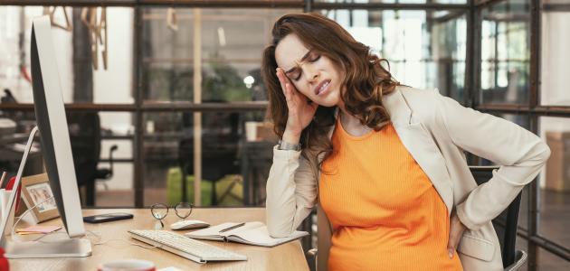 صورة جديد سبب انخفاض الضغط عند الحامل