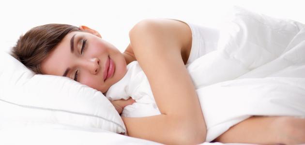 صورة جديد كيف أجعل نومي خفيفاً