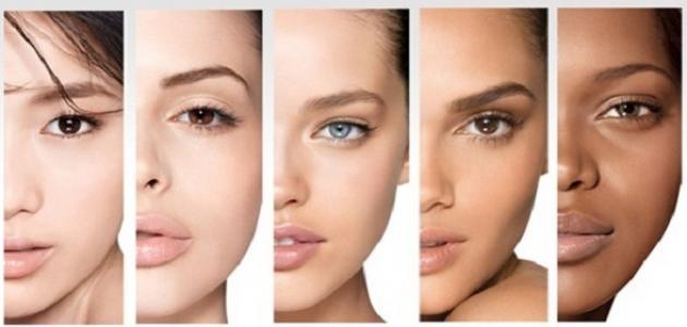 صورة جديد كيف تعرفين نوع بشرتك