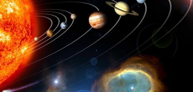 صورة جديد خصائص كواكب المجموعة الشمسية