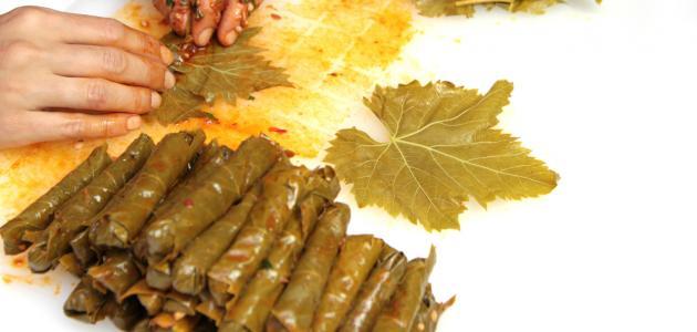 صورة جديد طريقة طبخ ورق العنب
