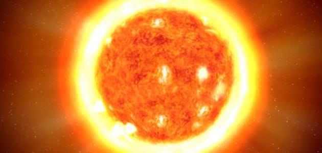 صورة جديد الشمس مصدر للحرارة والضوء
