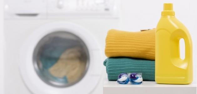 صورة جديد إزالة البقع عن الملابس الملونة
