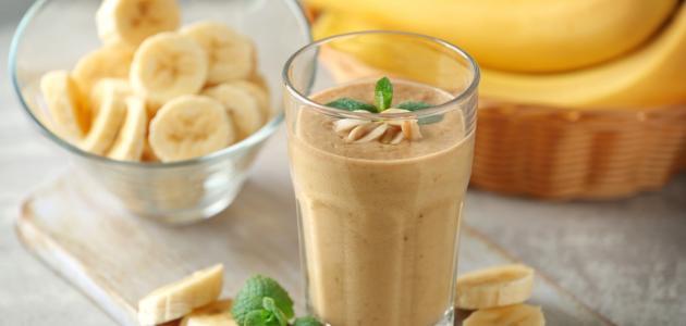 صورة جديد طريقة عصير الموز بالحليب