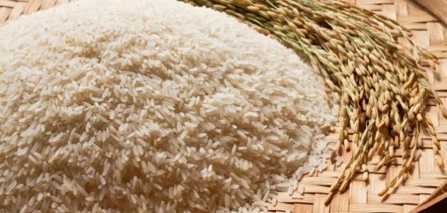 صورة جديد فوائد الأرز الأبيض