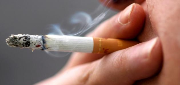 صورة التدخين حرام شرعا