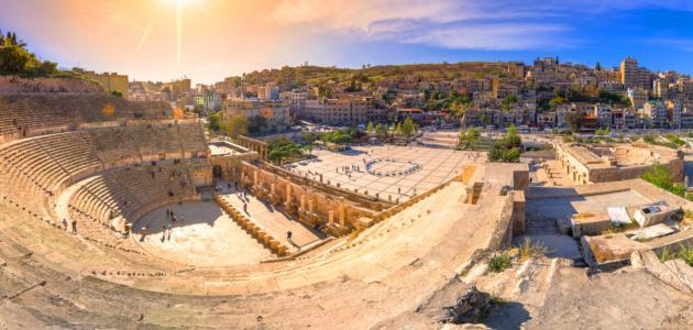 صورة معلومات عامة عن الأردن