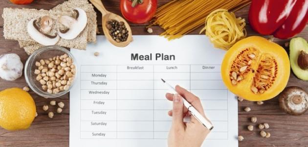 صورة رجيم لإنقاص الوزن 15 كيلو في أسبوع