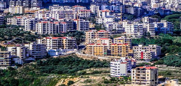 صورة كم عدد سكان لبنان