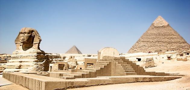صورة آثار مصر القديمة