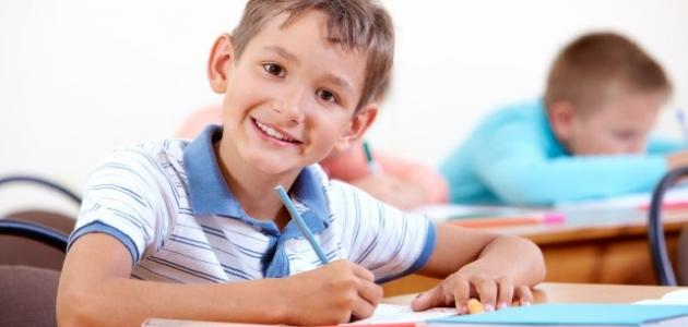صورة طرق تعليم جدول الضرب للأطفال