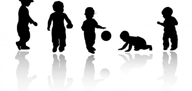 صورة مراحل نمو الطفل الرضيع