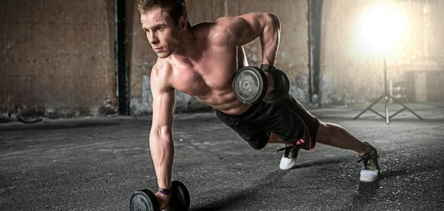 صورة تمرينات لتنمية عناصر اللياقة البدنية