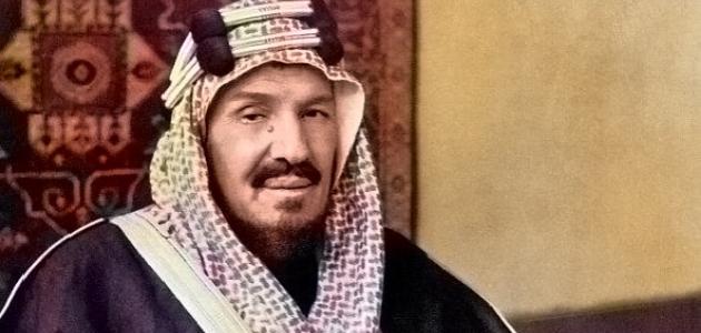 صورة متى توفي الملك عبدالعزيز