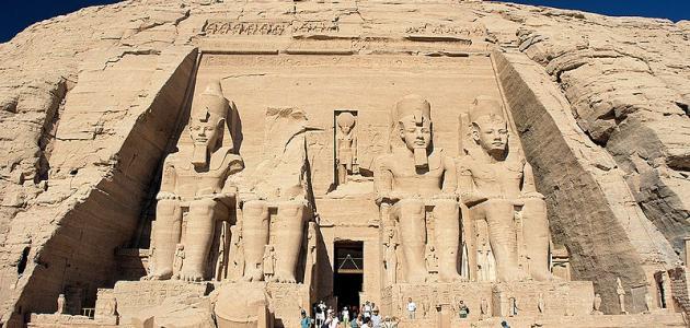 صورة بحث عن آثار مصر الفرعونية القديمة