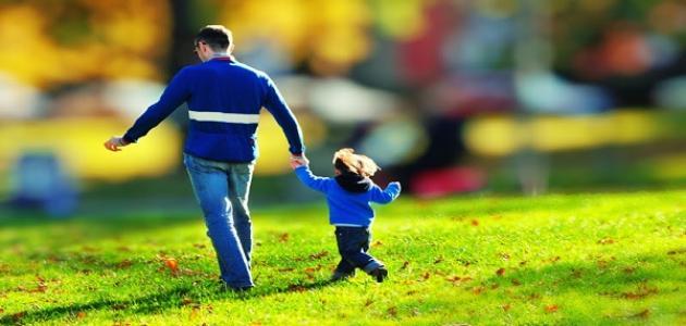 صورة حقوق الأبناء على الوالدين