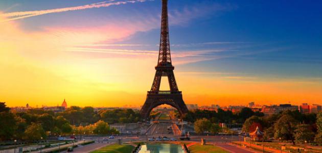 صورة أين تقع باريس