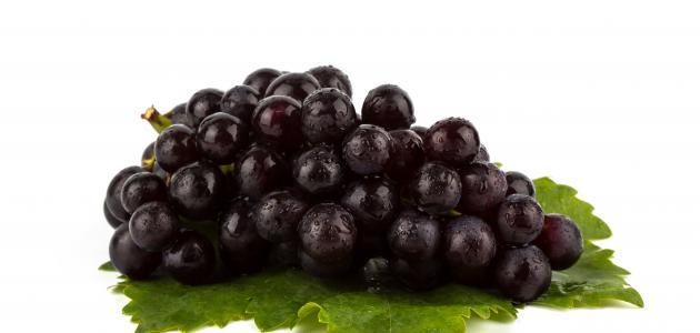 صورة فوائد العنب للقلب