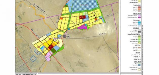 صورة مساحة مدينة الرياض