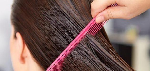 صورة ما هو أفضل شيء لتكثيف الشعر