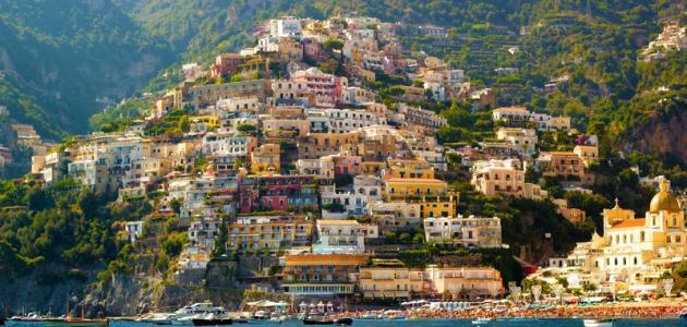 صورة أسماء مدن إيطاليا