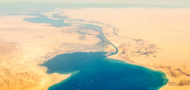 صورة مقال عن أهمية قناة السويس