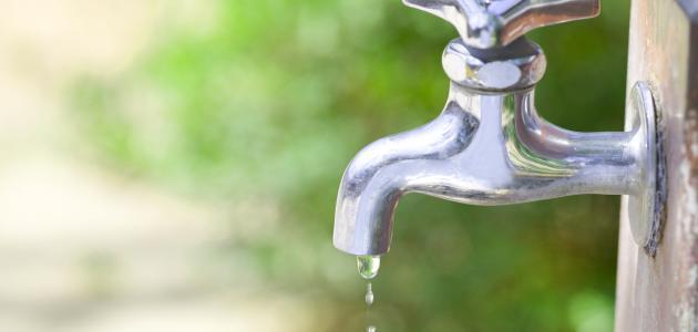 صورة موضوع عن ترشيد استهلاك الماء