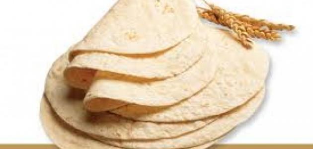 صورة أسهل طريقة لخبز الصاج