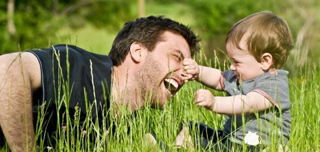 صورة كيفية قضاء الوقت مع الأطفال