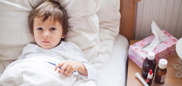 صورة ما أسباب ارتفاع درجة الحرارة عند الاطفال