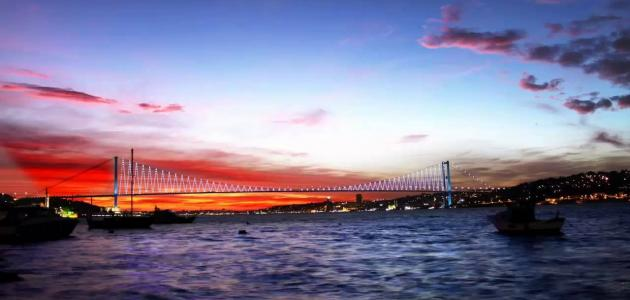 صورة جسر تركيا