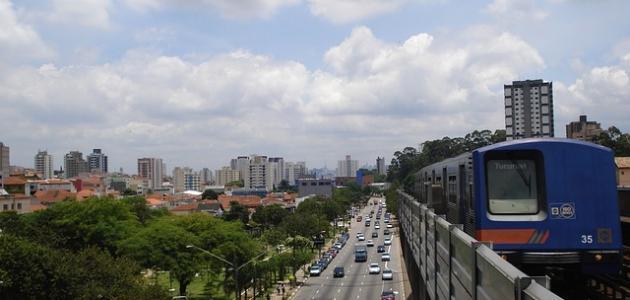 صورة أكبر مدن البرازيل