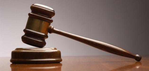 صورة عناصر القاعدة القانونية
