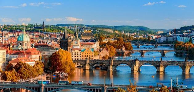 صورة ما هي عاصمة التشيك