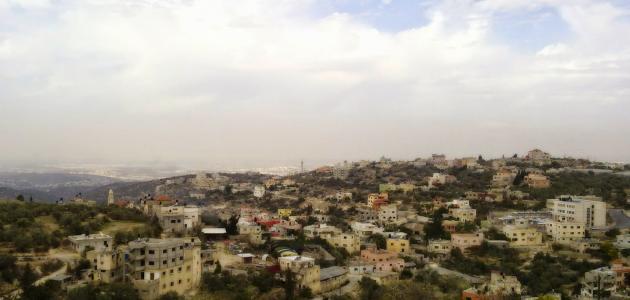 صورة أين تقع مدينة طولكرم
