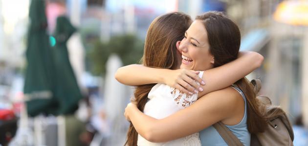 صورة أنواع الصداقة