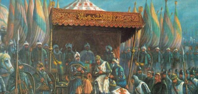 صورة قصة صلاح الدين الأيوبي