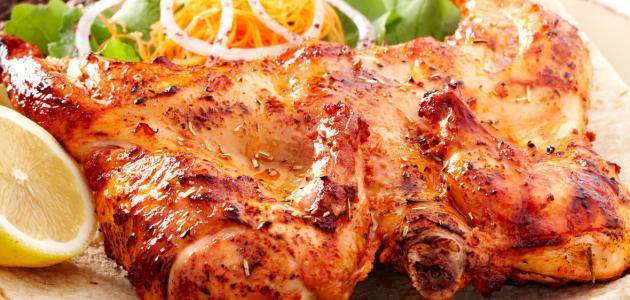 صورة كيف يتم طبخ الدجاج