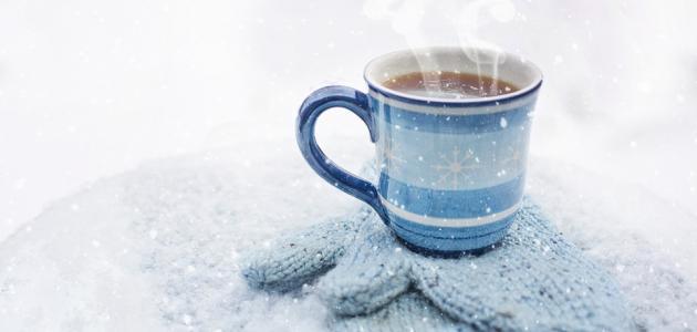صورة مسجات عن صباح الشتاء