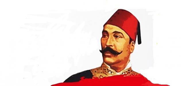 صورة بحث عن محمود سامي البارودي