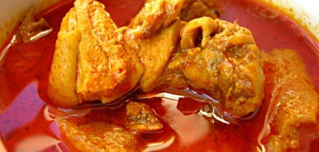 صورة طريقة عمل مرقة الدجاج العراقية