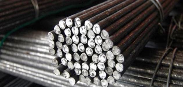 صورة الفرق بين الحديد والفولاذ