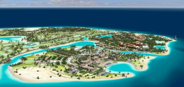 صورة جزر دولة الكويت