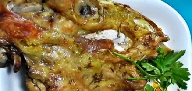 صورة طريقة طبخ لحم رأس الخروف