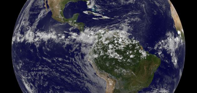 صورة معلومات عن الكرة الأرضية