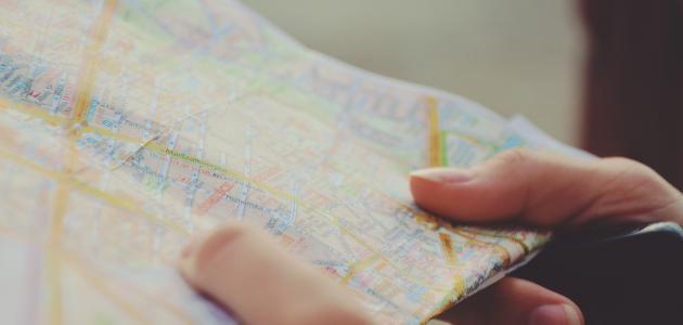 صورة ما هي أهمية الخريطة