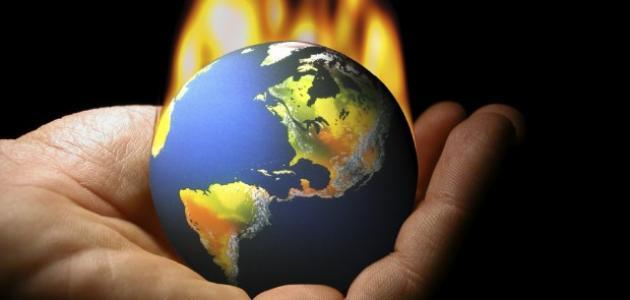 صورة ما هو الاحتباس الحراري